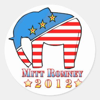 Romney for President Stickers