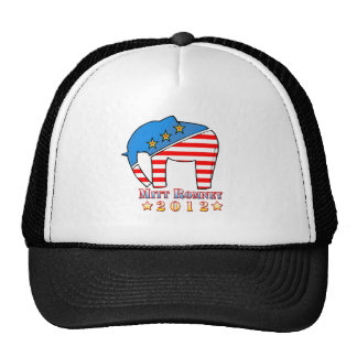 Romney for President Trucker Hat