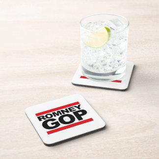 ROMNEY GOP HIP HOP.png Drink Coaster
