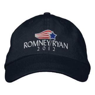 Romney/gorra bordado de Ryan 2012 Gorras De Beisbol Bordadas