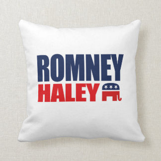 ROMNEY HALEY TICKET 2012.png Pillows