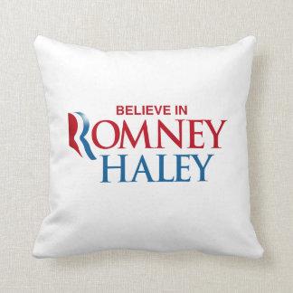 ROMNEY HALEY VP BELIEVE.png Pillow