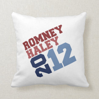ROMNEY HALEY VP TILT.png Pillow