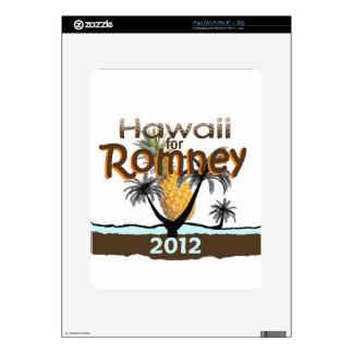 Romney HAWAII Skin For iPad