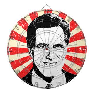 Romney Head 2 Dartboard With Darts