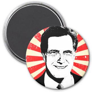 Romney Head 2 Fridge Magnet