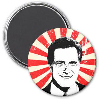 Romney Head 2 Magnet