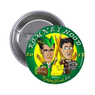Romney Hood Buttons