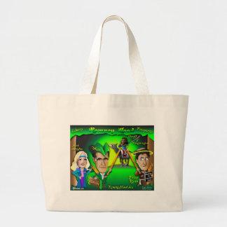 Romney Hood Forest Tote Bag