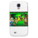 Romney Hood Forest Galaxy S4 Cover