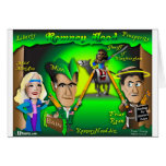 Romney Hood Forest Greeting Card