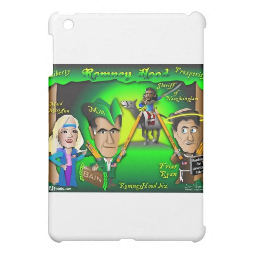 Romney Hood Forest Case For The iPad Mini