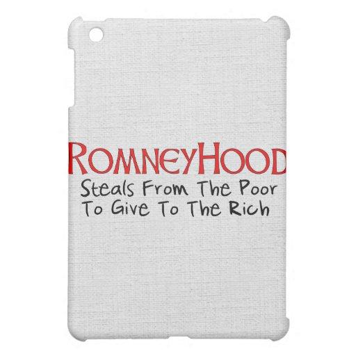 Romney Hood Cover For The iPad Mini