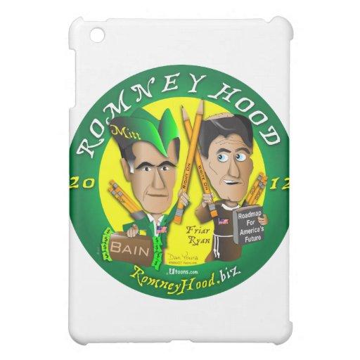 Romney Hood iPad Mini Covers