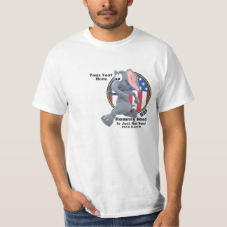 Romney Hood Is Just Not Good - 2012 Election T-shirt