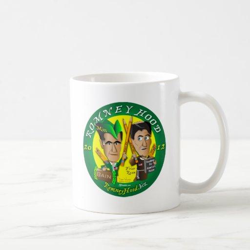 Romney Hood Mugs
