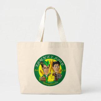 Romney Hood Reduce Deficits Bag