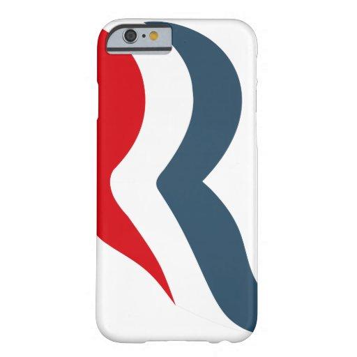 Romney icon iPhone 6 case