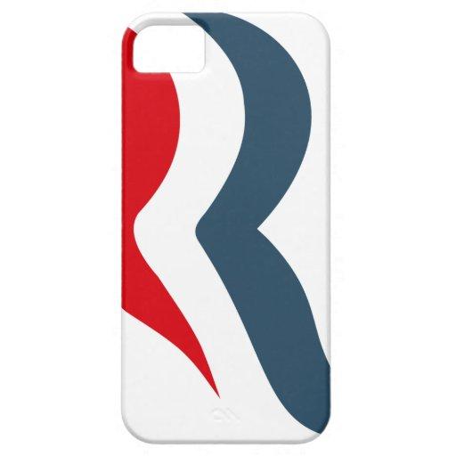 Romney icon iPhone 5 case