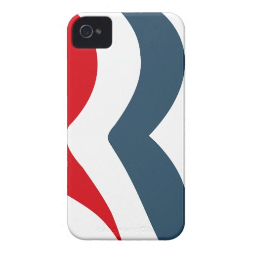 Romney icon iPhone 4 cover