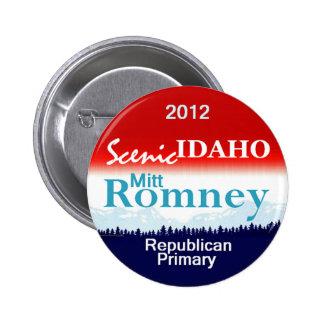Romney IDAHO Button