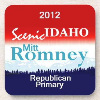 Romney IDAHO Drink Coaster