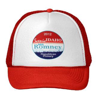 Romney IDAHO Hat