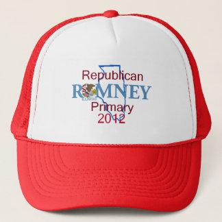 Romney ILLINOIS Hat