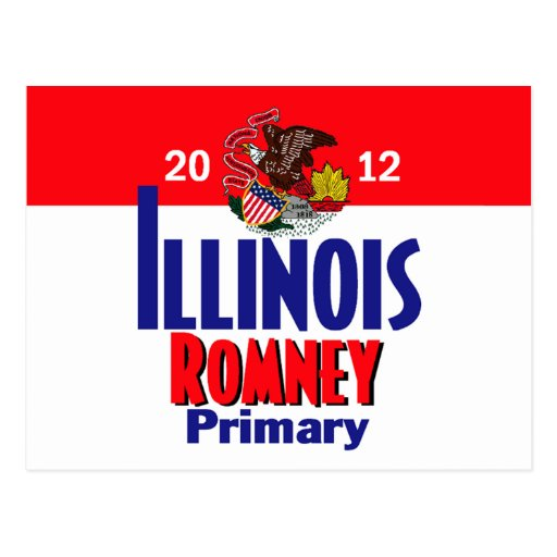 Romney ILLINOIS Postales