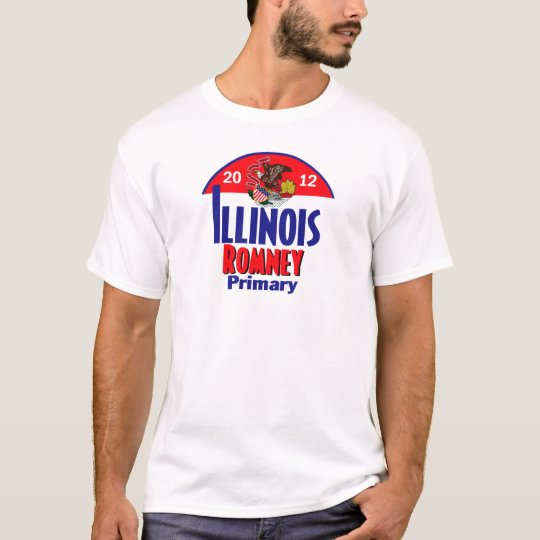 Romney ILLINOIS T-Shirt