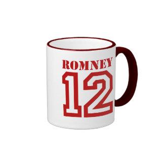 ROMNEY IN 12 COFFEE MUGS