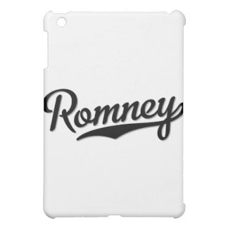 Romney iPad Mini Cover