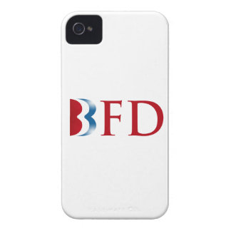 ROMNEY IS A BFD.png Case-Mate iPhone 4 Case