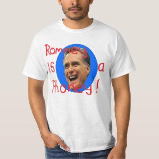 Romney is a Phoney! T-Shirt