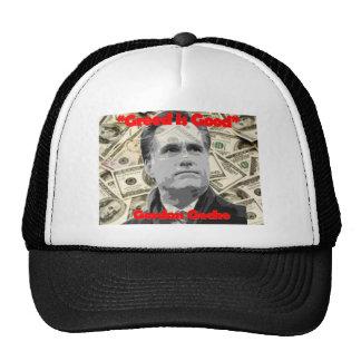 Romney is Gecko Mesh Hat
