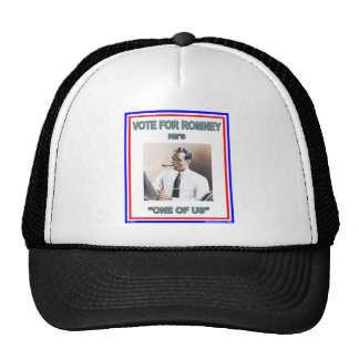 "Romney is ""One of Us"" 20's Trucker Hat"