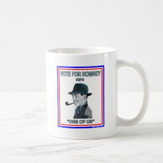 "Romney is ""One of Us"" Mugs"