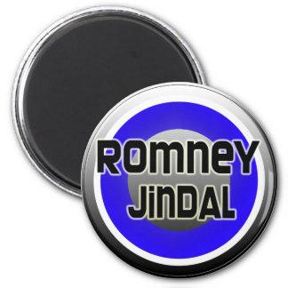 Romney Jindal 2012 Refrigerator Magnet