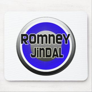 Romney Jindal 2012 Alfombrillas De Ratón