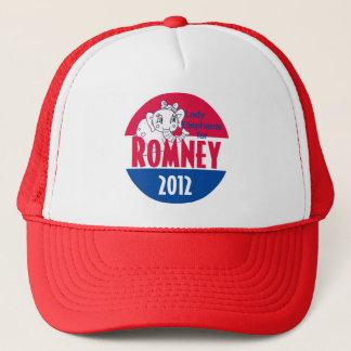 Romney LADY ELEPHANTS Trucker Hat