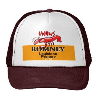 Romney LOUISIANA Cajun Hat
