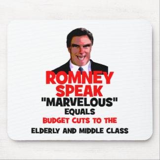 Romney maravilloso alfombrillas de ratón