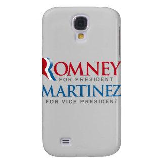 ROMNEY MARTINEZ FOR VP LOGO.png Galaxy S4 Case
