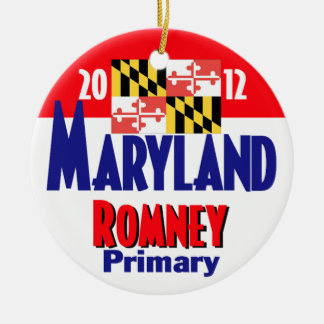 Romney MARYLAND Ornament