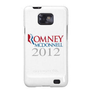 ROMNEY MCDONNELL 2012.png Samsung Galaxy SII Case