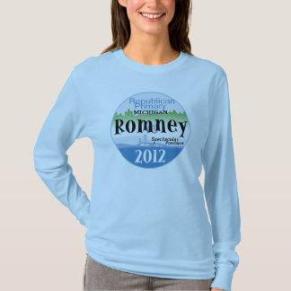 Romney Michigan T-Shirt