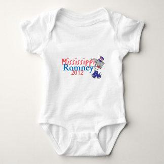 Romney MISSISSIPPI Baby Bodysuit