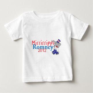 Romney MISSISSIPPI Baby T-Shirt