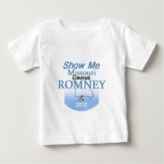 Romney MISSOURI Baby T-Shirt