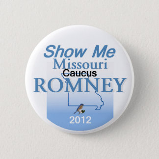 Romney MISSOURI Button